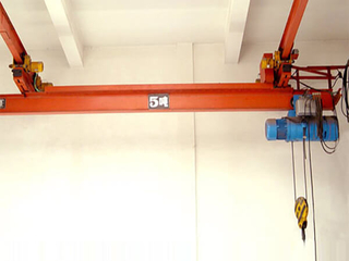 Single Girder Suspension Overhead Crane