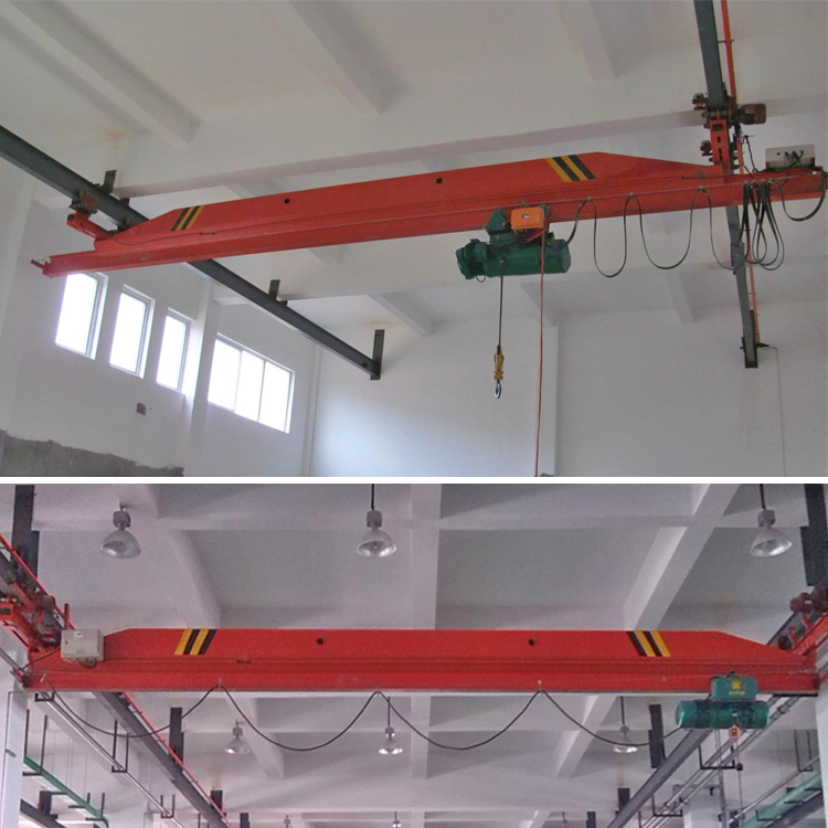 China 0.5t-10t Lx Type Electric Overhead Traveling
