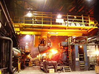 Metallurgy Overhead Crane